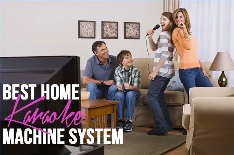 best-home-karaoke-machine-system
