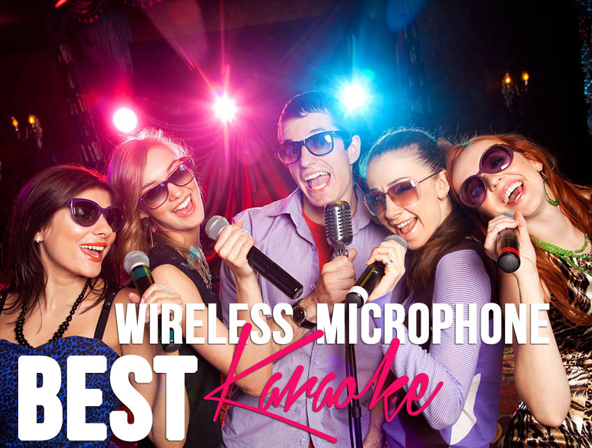 best-wireless-microphone-for-karaoke