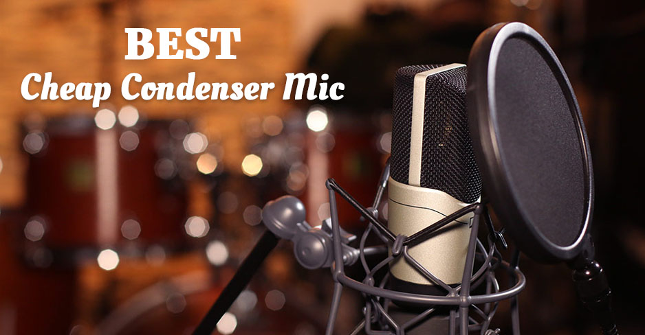 Cheap Condenser Mic Reviews