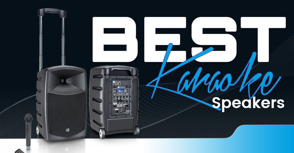 Best Karaoke Speakers