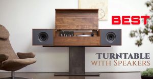 Turntables with Speakers Reviews