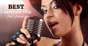 Condenser Mic for Vocals Reviews