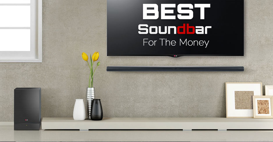 Soundbar For The Money Reviews