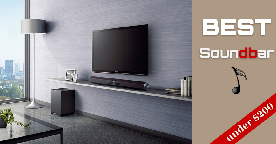 Soundbar under $200 Reviews