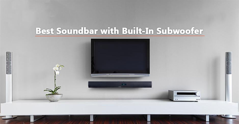 Soundbar with Built-In Subwoofer Reviews