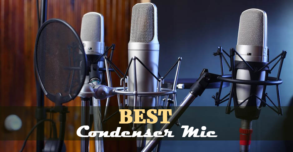 condensor mic reviews