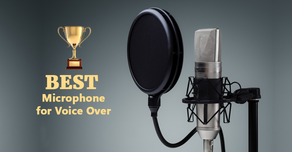 Microphone for Voice Over Reviews