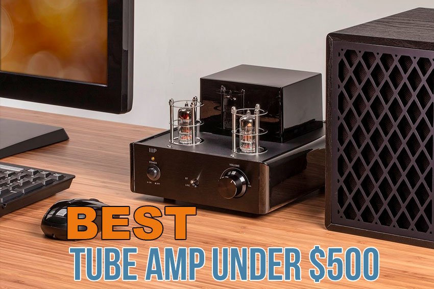 Best Tube Amp under $500 - Camp Bisco