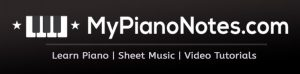 learn piano with mypianonotes