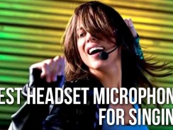 Best Headset Microphone for Singing