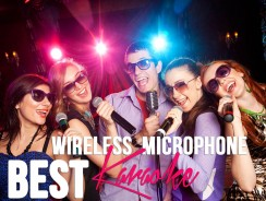 Best Wireless Microphone For Karaoke