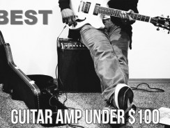 Best Guitar Amp under $100