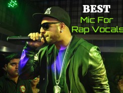 Best Mic For Rap Vocals in 2018