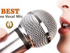 Best Live Vocal Mic